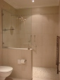 Shower in Room 1